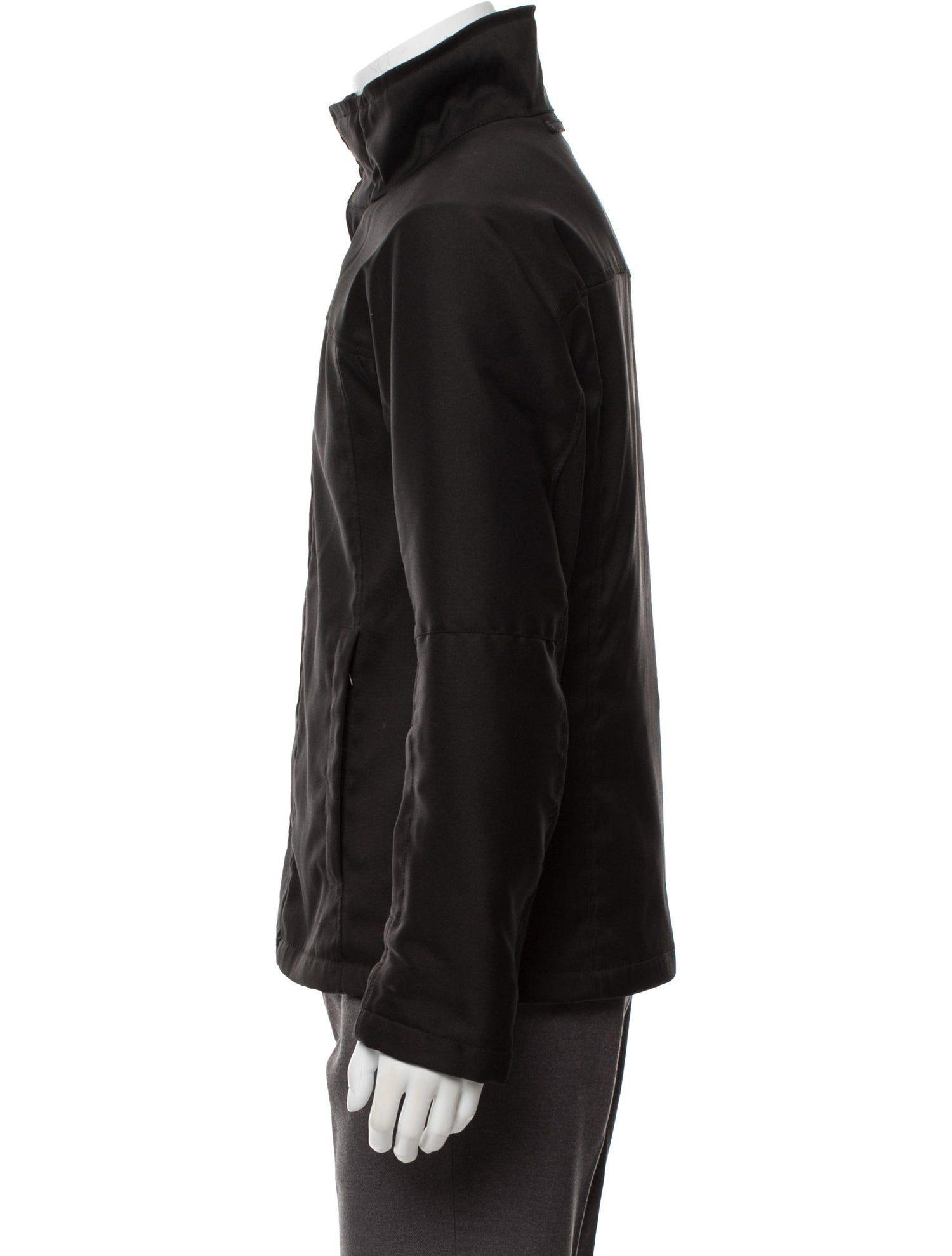 79560ef4 Prada Sport Nylon-Blend Zip-Up Jacket #SPONSORED #Nylon #Sport ...