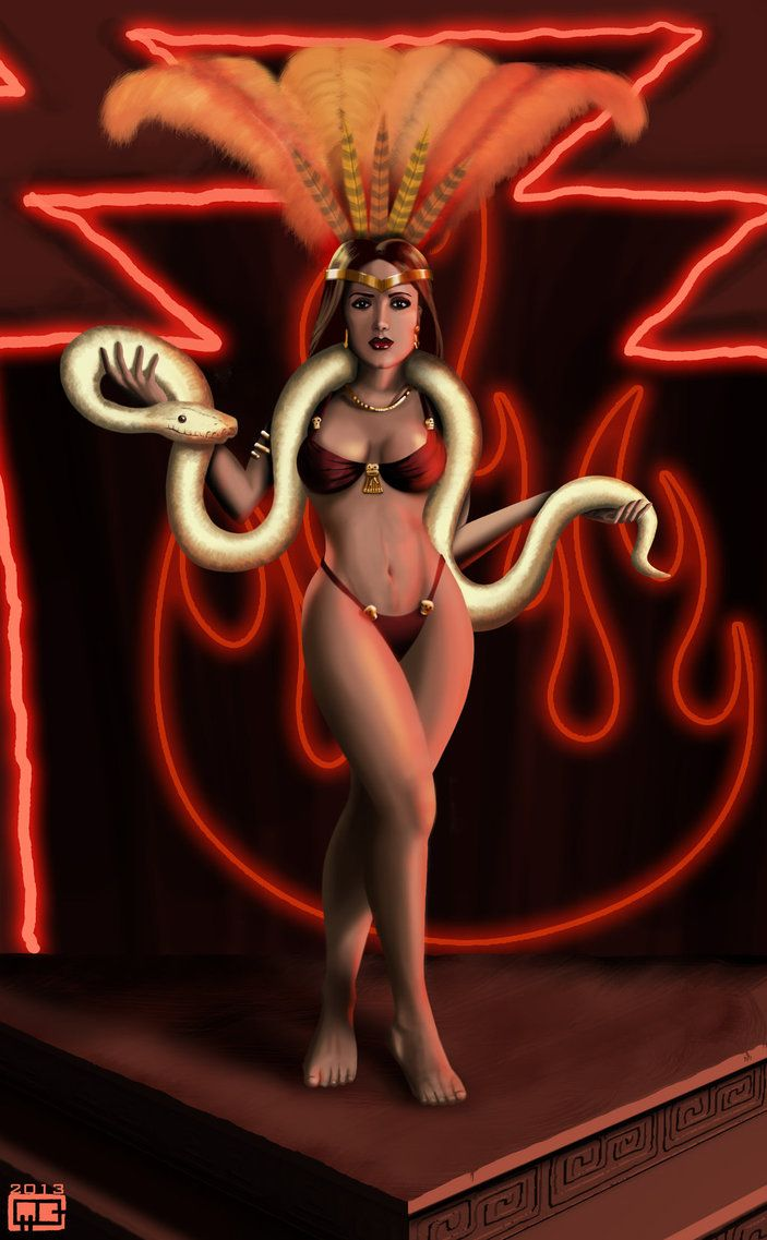 Satanico Pandemonium By Fantitlan On Deviantart Salma Hayek Salma Hayek Photos Dusk Till Dawn