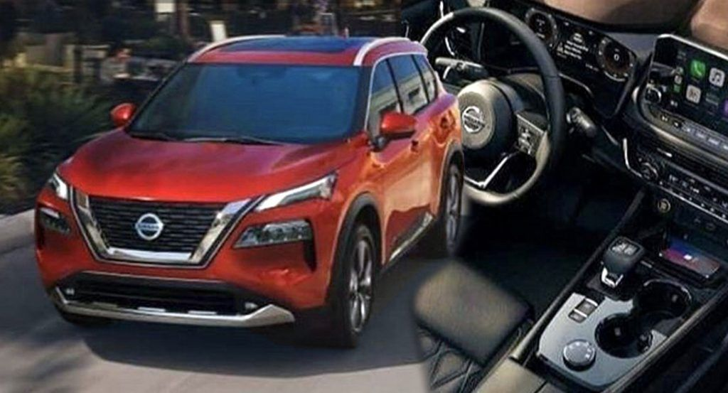 These 2021 Nissan Rogue X Trail Photos Look Pretty Official To Us Carscoops Nissan Rogue Nissan Nissan Xtrail