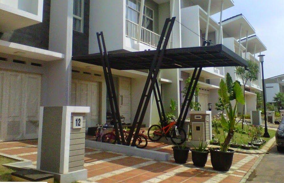 Kanopi Gantung Minimalis Google Search Kanopi Rumah Modern
