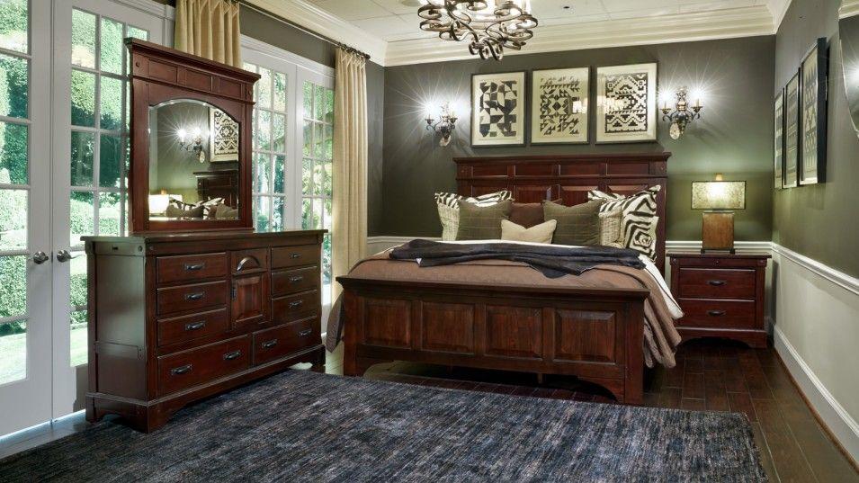 Best Kalispell 3 Piece King Bedroom Set Bedroom Sets 400 x 300