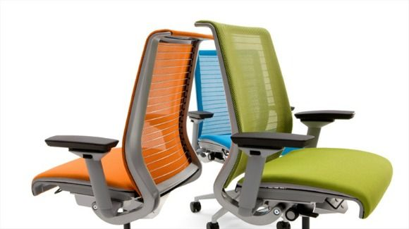 ergonomic chair review the steelcase think wikihaus west