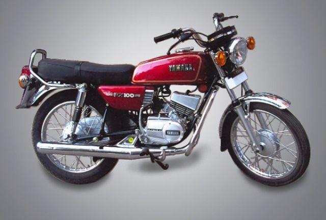 Yamaha Rx 100 Yamaha Rx100 Yamaha Bike