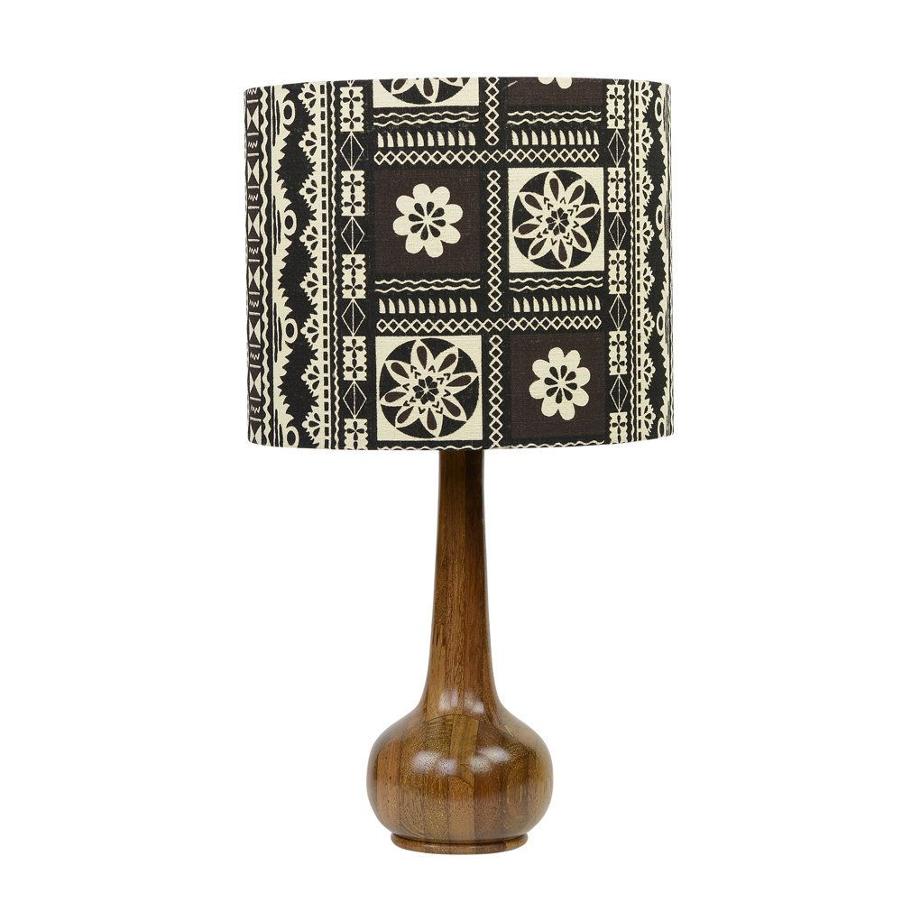 Pin On Lampshades Tropical Style