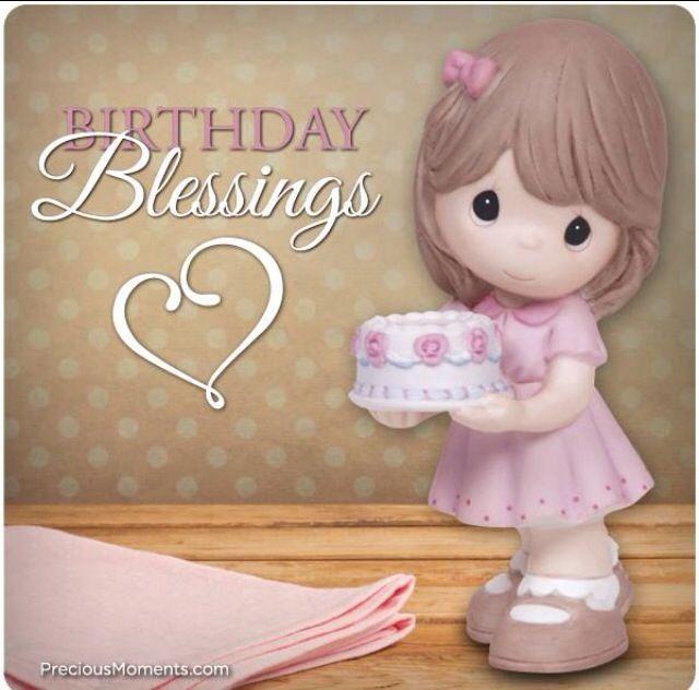 Happy Birthday Precious Moments Birthday Cards