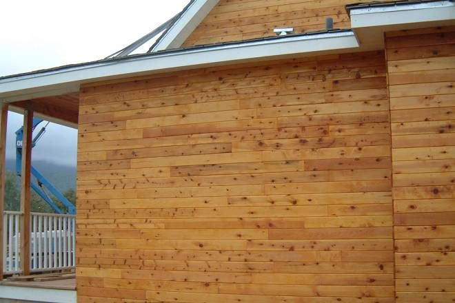 Protect Your Home With Tongue And Groove In Colorado Cedar Siding Cedar
