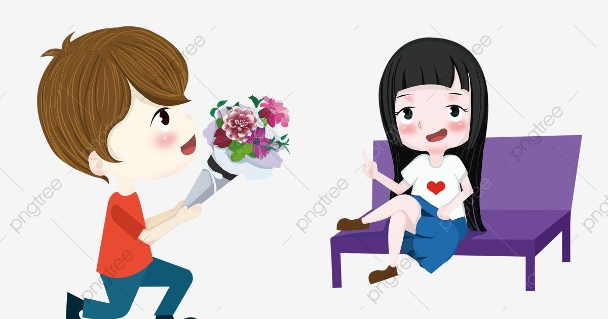 Terkeren 30 Gambar Kartun Romantis Memberi Bunga Hari Valentine Kartun Yang Cantik Pasangan Romantis Download Istimewa 29 Gamb Kartun Gambar Kartun Gambar