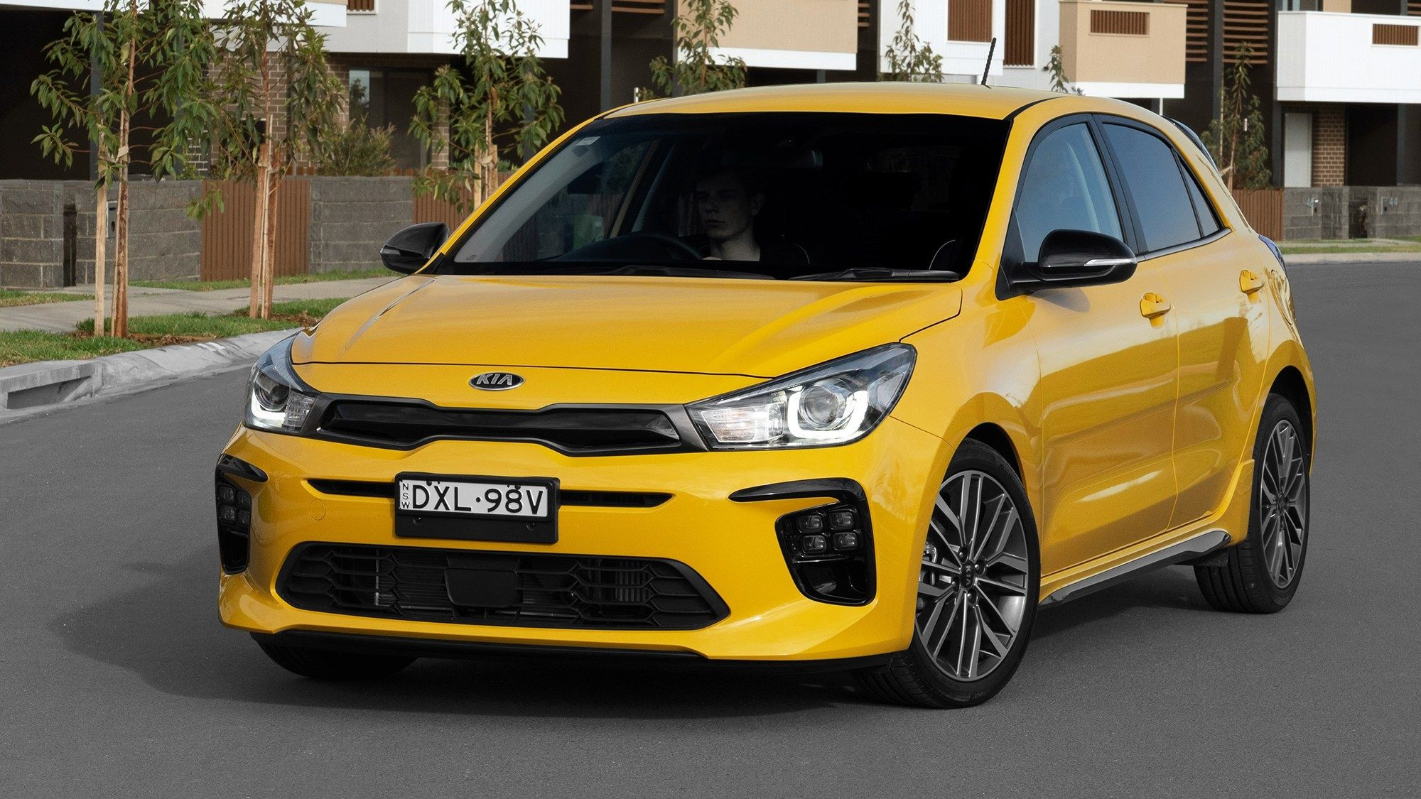 2019 Kia Rio Pricing And Specs Automotive News Kia Rio Kia