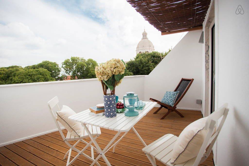 Ganhe uma noite no TravelingToLisbon  268 -Santa Clara - Apartamentos para Alugar em Lisboa no Airbnb!