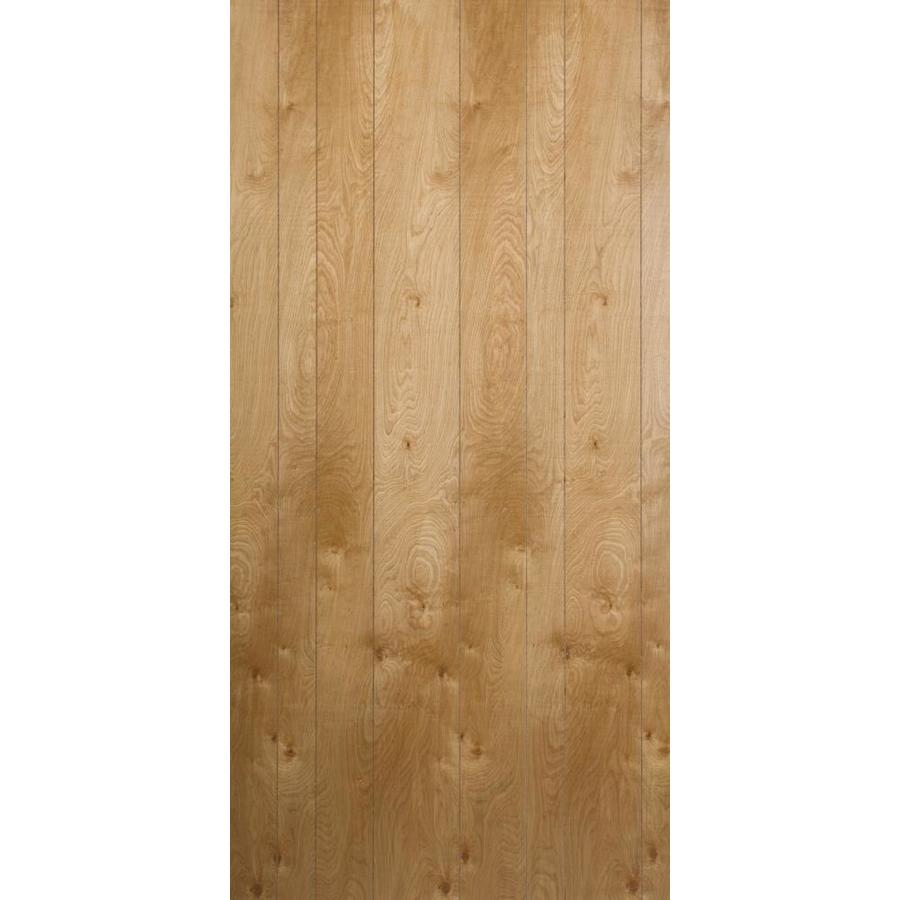 47 9687 In X 7 997 Ft Beaded Brown Wall Panel At Lowes Com Wall Paneling Brown Walls Paneling