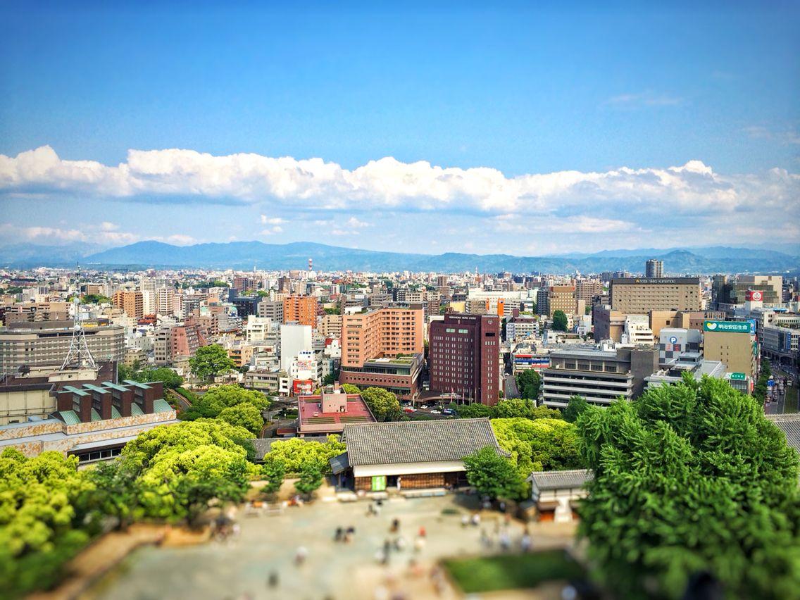 KUMAMOTO CITY