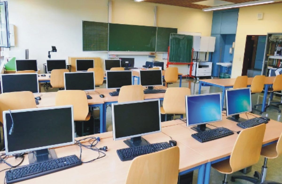 Feasibility Study For Computer Training Center Computer