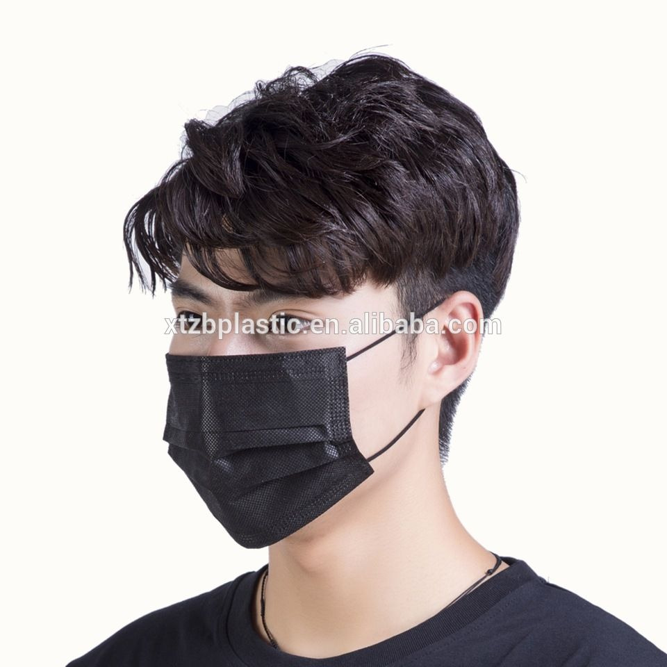 mask black disposable