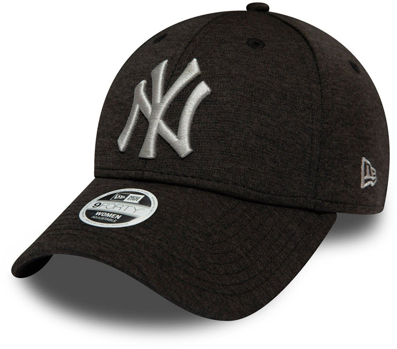 2785cb87f NY Yankees Womens New Era 940 Shadow Tech Black Baseball Cap in 2019 ...