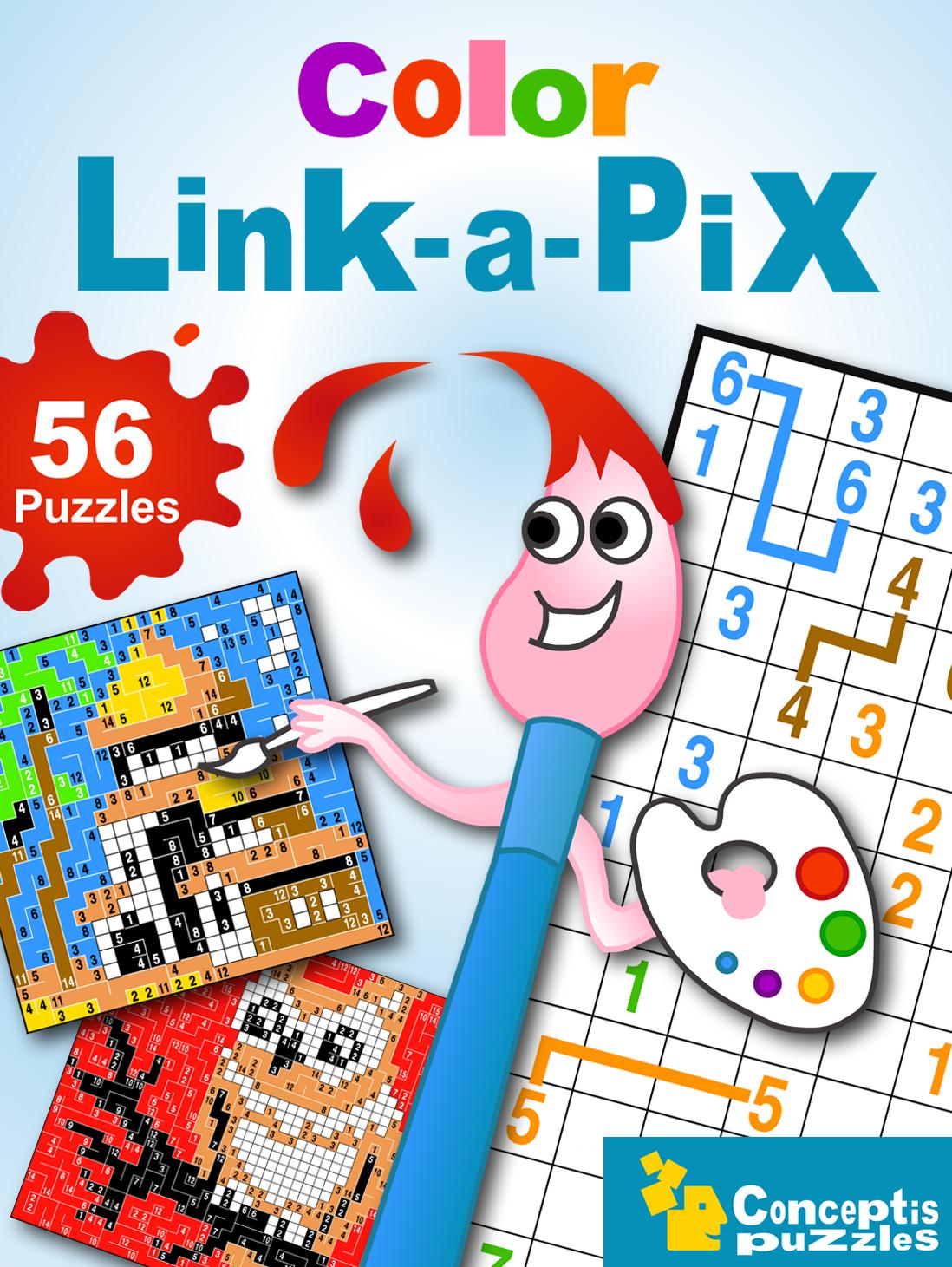 Color Link A Pix 40 Page Downloadable Pdf Book Containing 56 Color