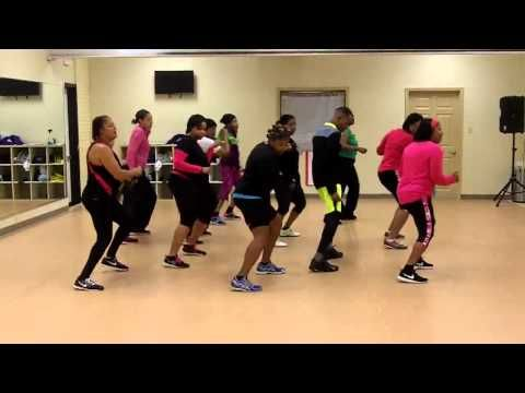 We Are One Line Dance New Orleans Bounce Youtube Line