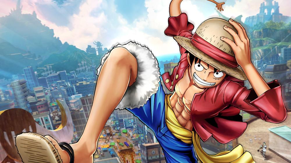 Download Best One Piece Wallpaper 4k Png Allwallpaper Bajak Laut Seni Anime Seni