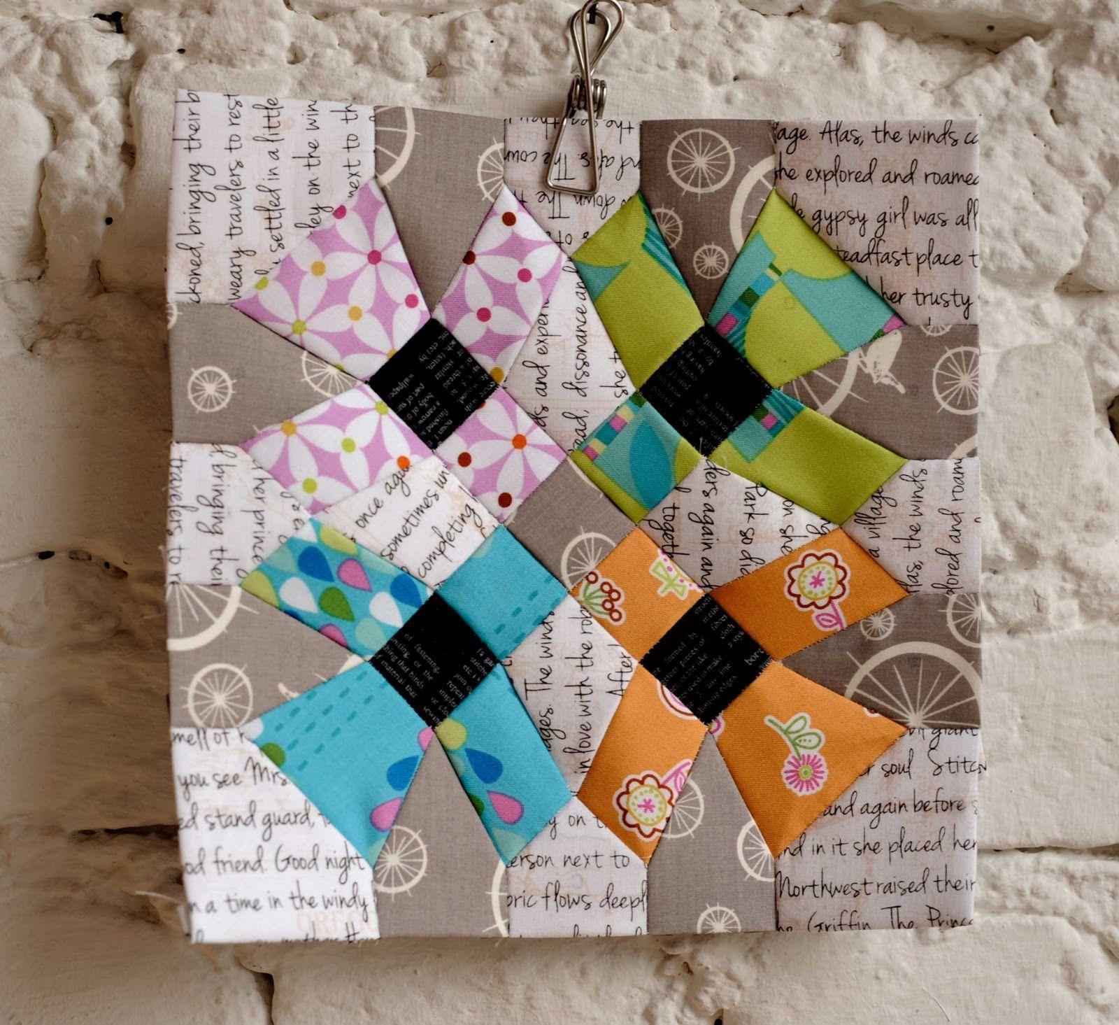 lieblingsdecke Quilts: New block | Quilt Blocks | Pinterest ...