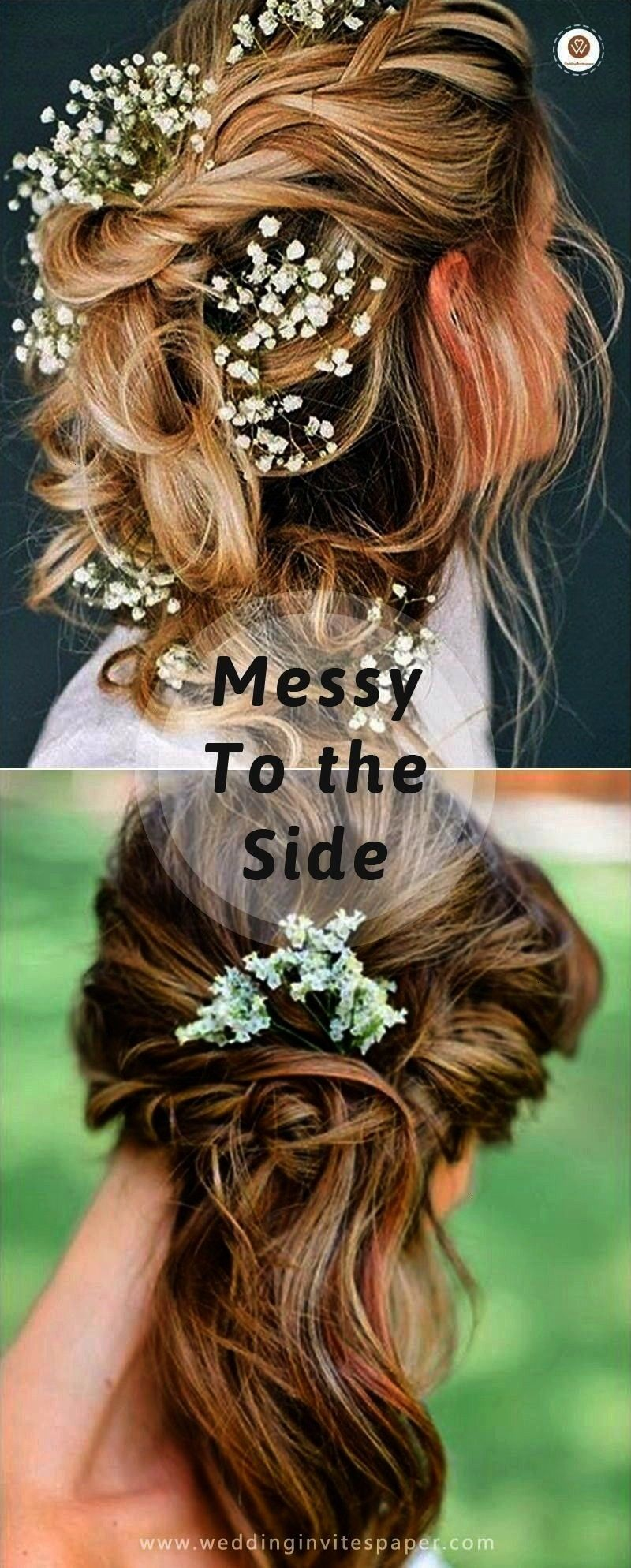 Wedding Hairstyles 17 Enchanted Rustic Wedding Hairstyles 17 Enchanted Rustic Wedding HairstylesLove natural styles Dont want to change yout curls to flat Want to make yo...