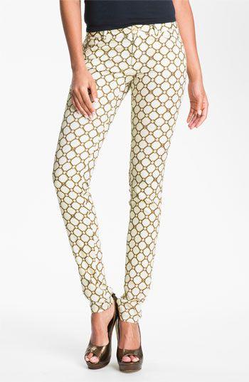 e55443c74d80b 23 Designer Jeans- MICHAEL Michael Kors Chain Print Jeans = Jan 11 ...