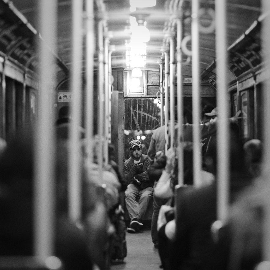 Metro Buenos Aires by Diego Epstein, via 500px