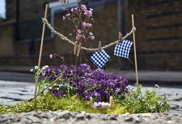 miiniature fairy gardens | 33 Miniature Garden Designs, Fairy Gardens Defining New Trends in ...