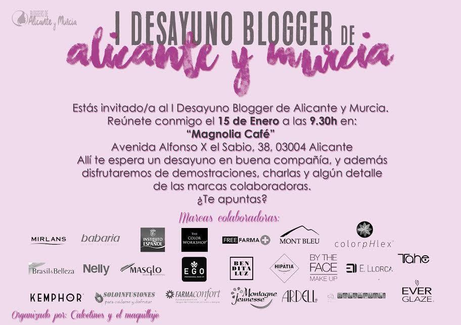 #IEventoBloggerAlicanteyMurcia Os dejo post sobre el evento al que tuve la suerte de asistir.  #blogger #beautyblogger #lascositasdeevabeauty #belleza #beauty #maquillaje #makeup #evento #eventoblogger