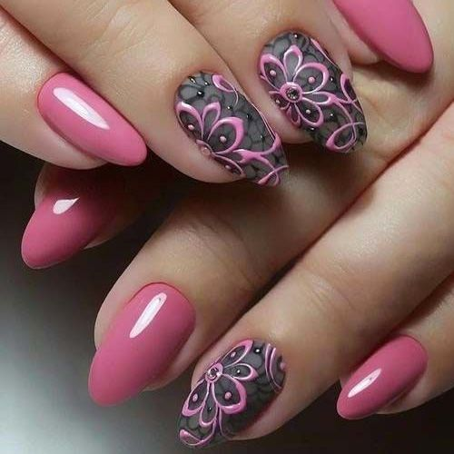 Spring Fever 40 Of The Best Spring Nails For 2019 Nails Nail