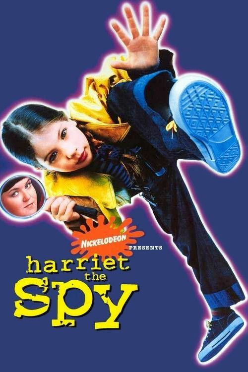 Harriet the Spy - Movie Review 9 yr old