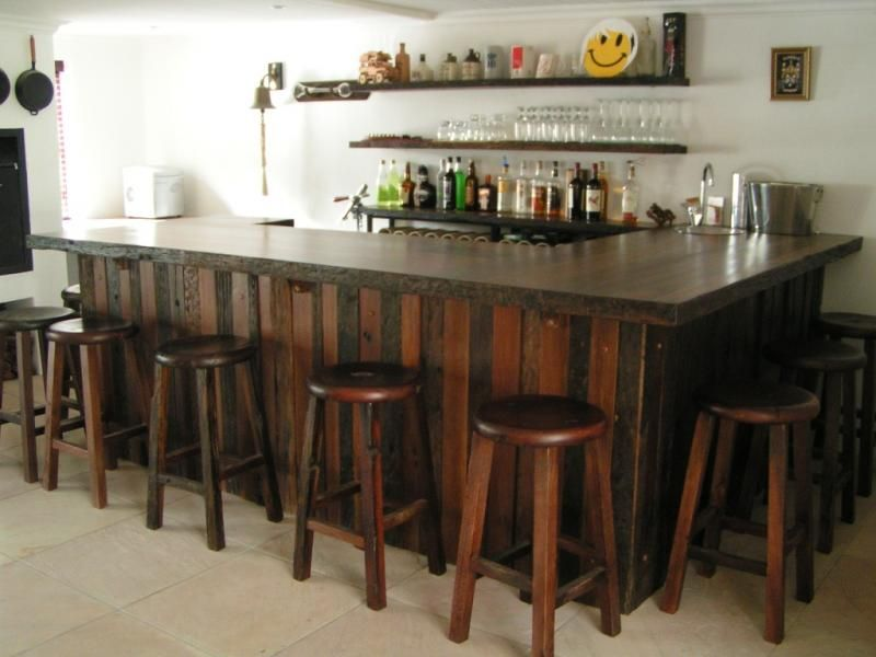 Surprising Wooden Bar Counters Ideas - Simple Design Home - levitra-9.us