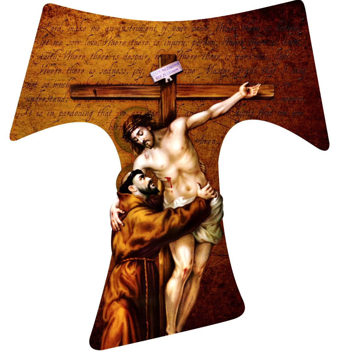 Resultado de imagem para tau franciscano