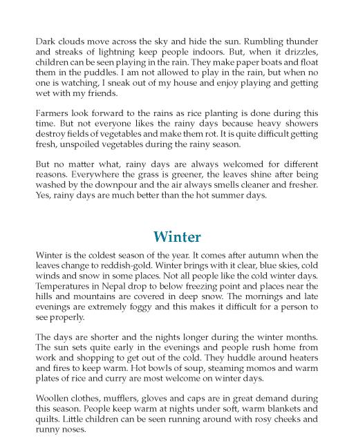 6th Grade Descriptive Essay Sample Writing Skill Teaching A