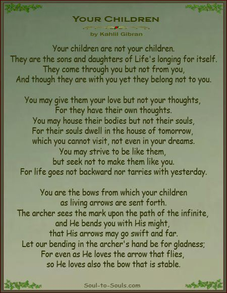 Pin On Respect Your Children As Individuals