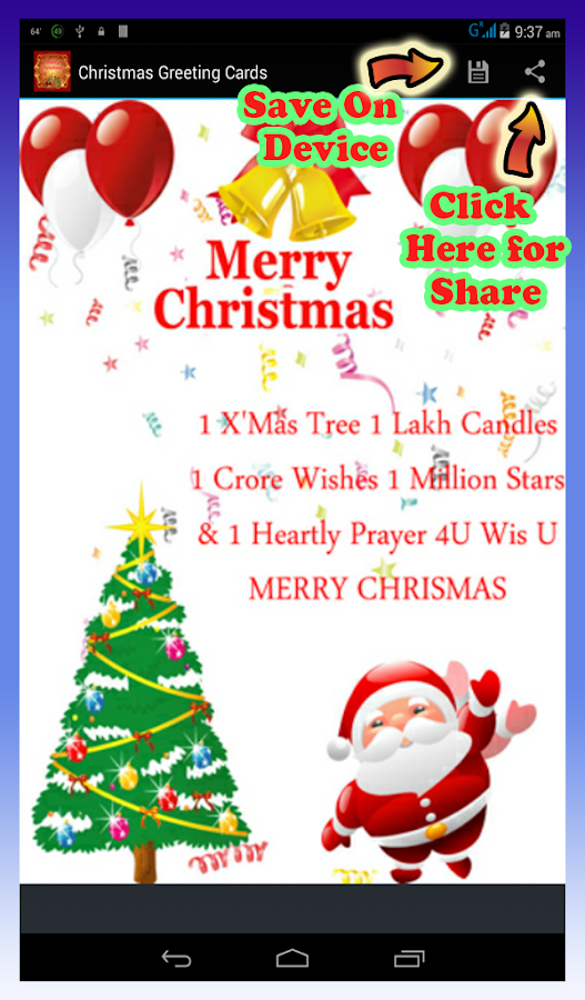 8 Awesome Free Christmas Card Apps For Android Christmas Card Maker Christmas Cards Free Christmas Card Online