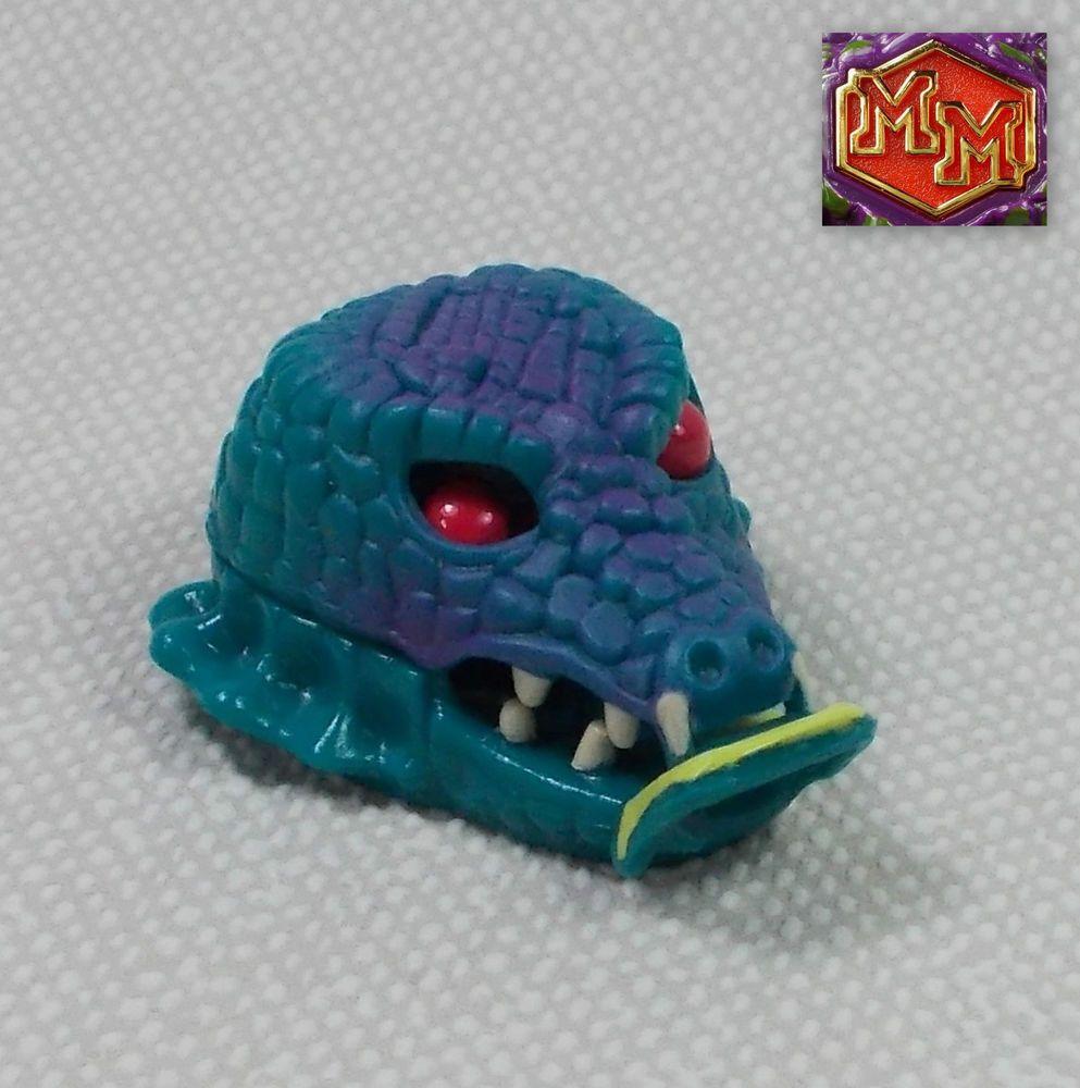 Mighty Max - Fang - Shrunken Heads - Bluebird Toys 1994 8