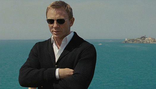 Black Tom Ford Cardigan On Bond In 2020 Daniel Craig