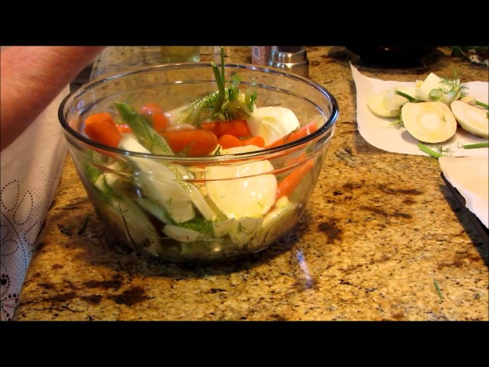 How to make roasted fennel carrots vegan side dish