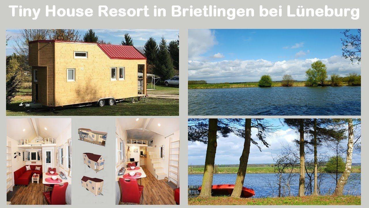 Angebot +++ Tiny House am See zwischen Lüneburg und