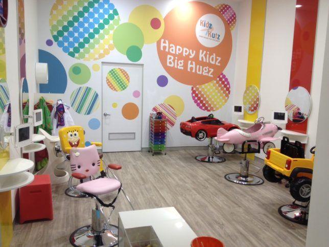 Children S Hair Salon Kidz Kutz Shares Their Secret To Fun