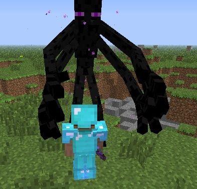 Mutant Enderman Minecraft Pictures Minecraft Images Minecraft