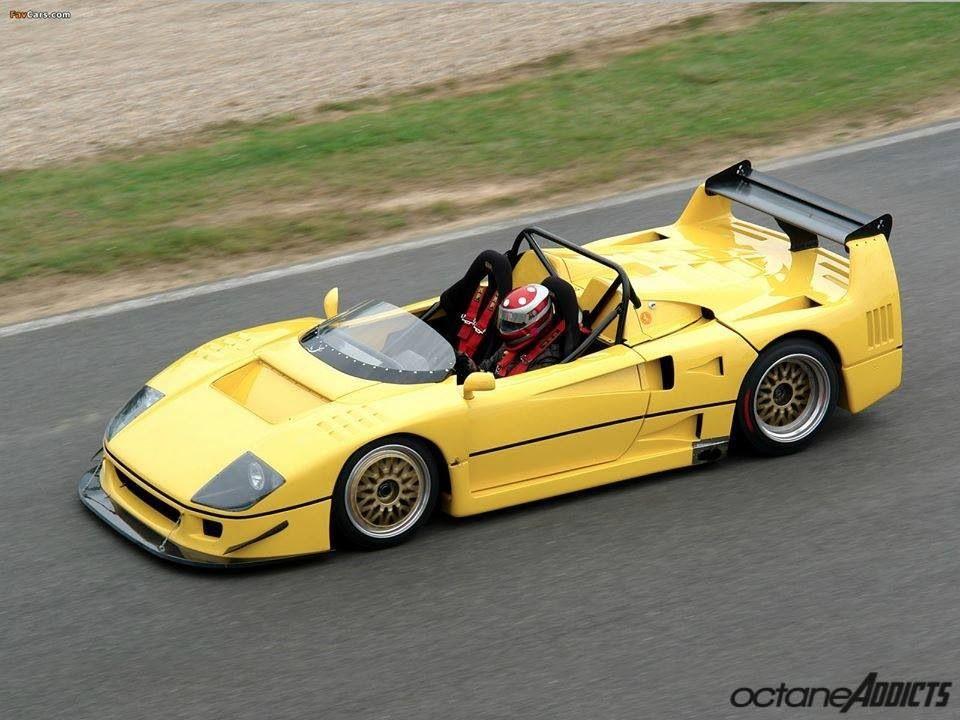 Ferrari F40 Lm Barchetta Ferrari F40 Ferrari Car
