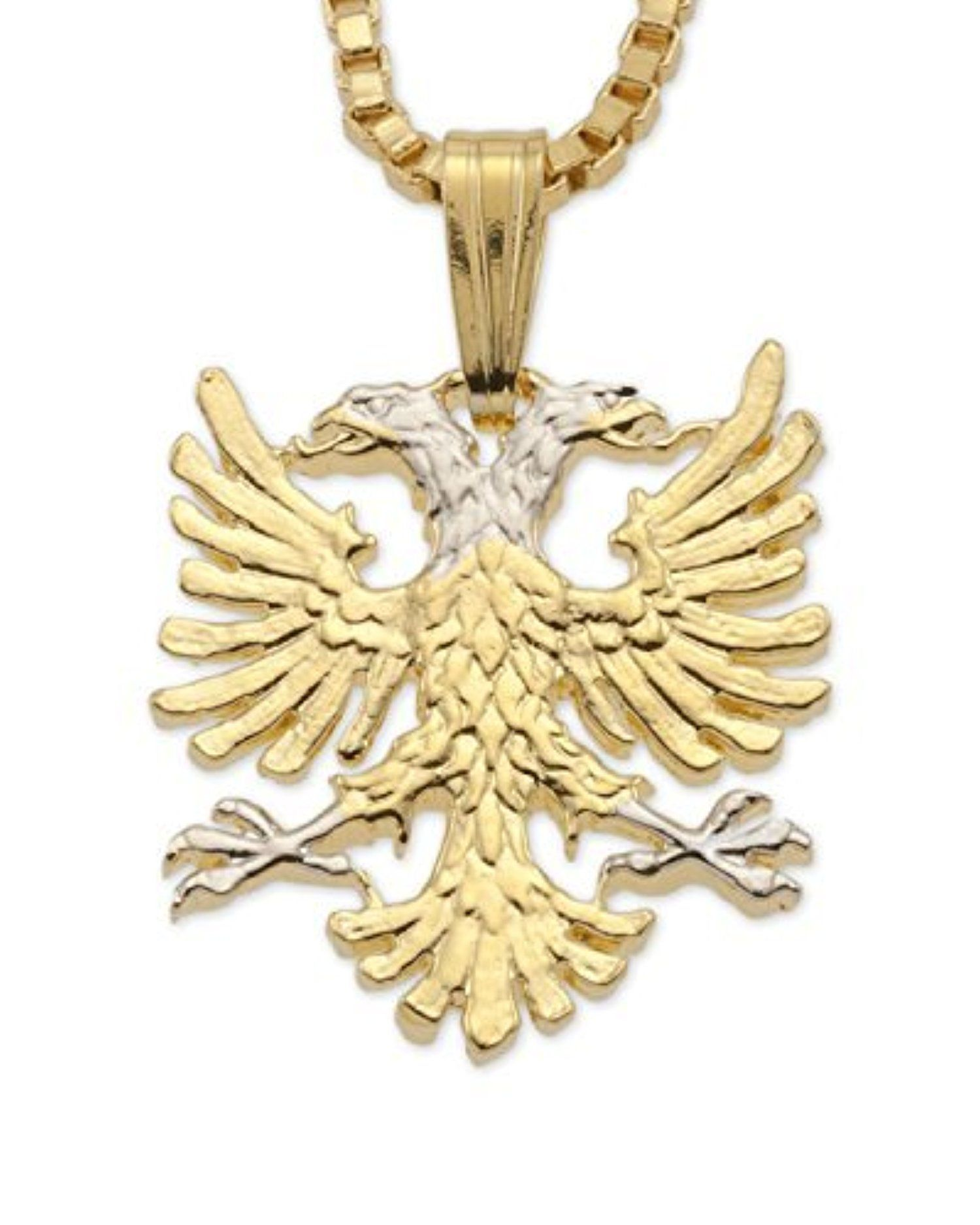 out and high gold iced jewelryfresh eagle end pendant file products stones canary