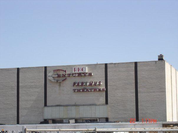 Century Theater at the Garden State Plaza, Paramus