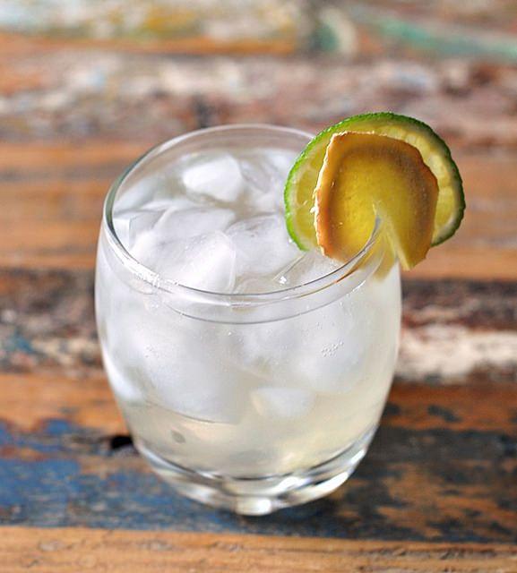 Home Made Lemon & Lime Syrup
