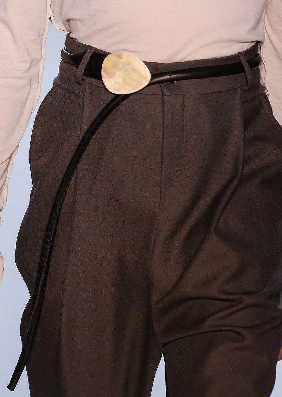detail pants belt