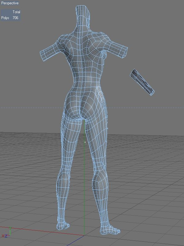 Animation-friendly character topology 3D Modeling | Topology ...