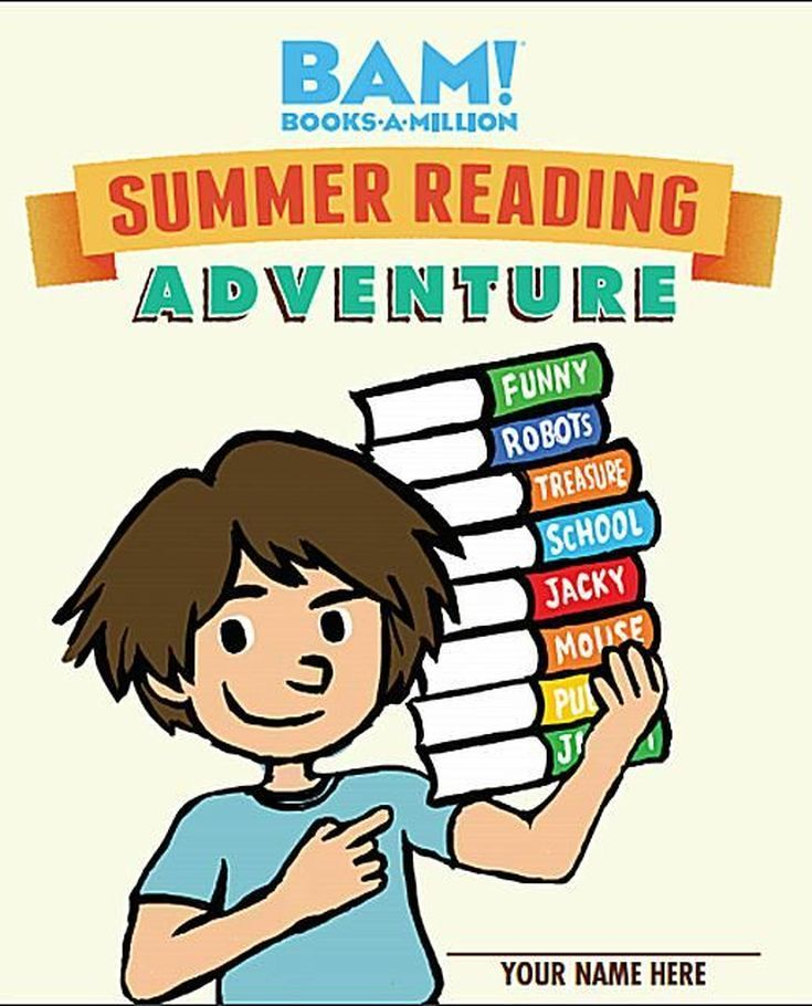 Reward your kids with free stuff for reading this summer