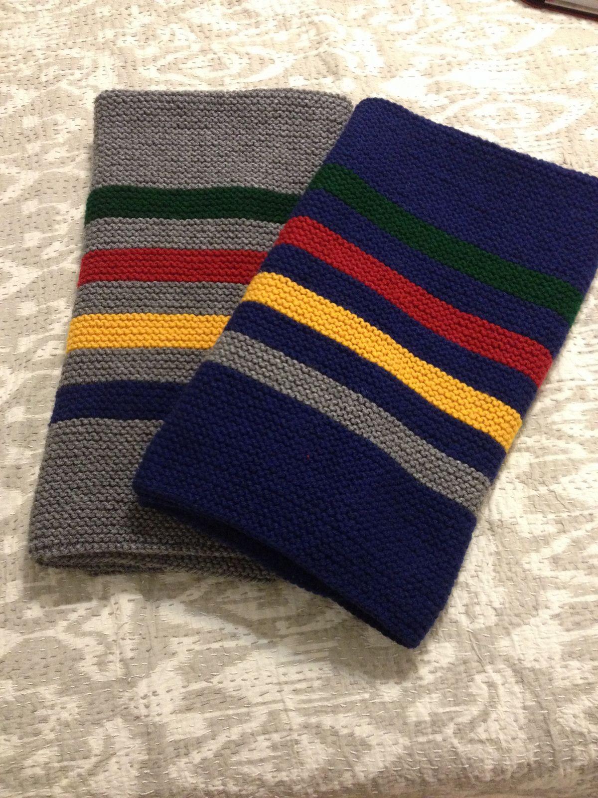 Color Inspiration :: Hudson Bay Inspired Blankets ~ (free *knit ...