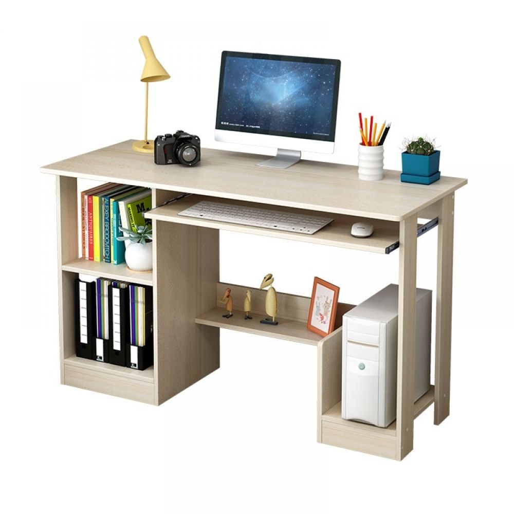 Simple Computer Desk Modern Office Desk Student Writing Studying Desk High Quality Learning Table Home Furniture Simple Computer Desk Modern Computer Desk Desks For Small Spaces