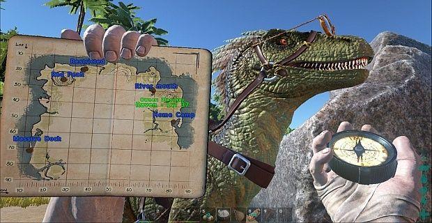 ark survival evolved boat base - Google Search Ark Dinosaur - new blueprint ark survival